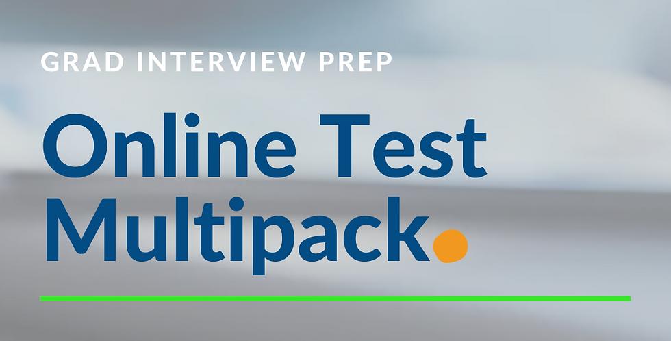 Online Test Multipack 100+