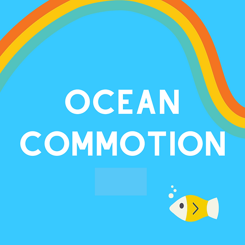 Ocean Commotion - NO TOTE