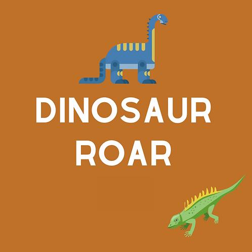 Sibling Kit - Dinosaur Roar