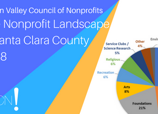 New SVCN report highlights economic strength of Santa Clara County nonprofits; uncovers significant