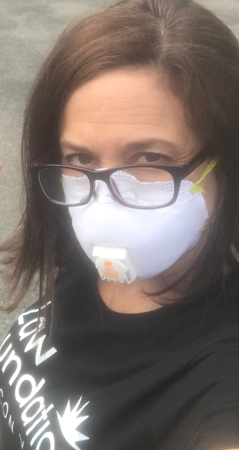 That's me in the photo above wearing a Law Foundation of Silicon Valley t-shirt, mask, and old lady glasses while distributing PPE in the parking lot of the Sobrato Center for Nonprofits to over 60 CBOs. Learn more about the Law Foundation here.