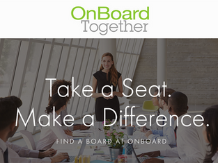 📢ANNOUNCING OnBoard Together