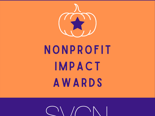 Announcement regarding SVCN's Nonprofit Ally Award