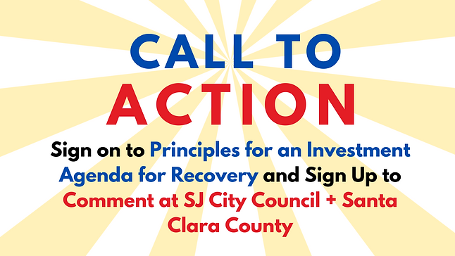 Copy of SVCN Call to Action Newsletter I
