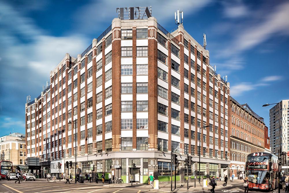 The TEA Building - Shoreditch - The Simon Deen Real Estate Blog