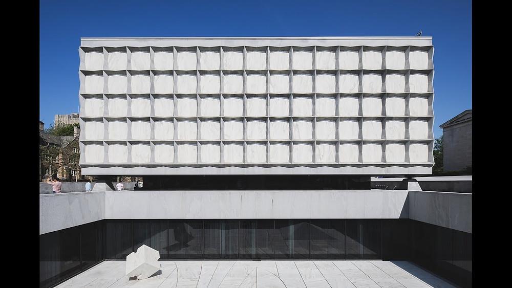 Beinecke Library by Gordon Bunshaft/SOM - The Simon Deen Real Estate Blog