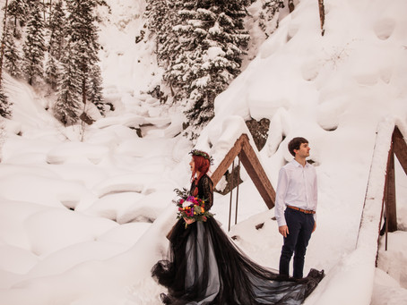 Steamboat Springs Styled Elopement