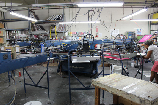 12 Color Automatic Machine