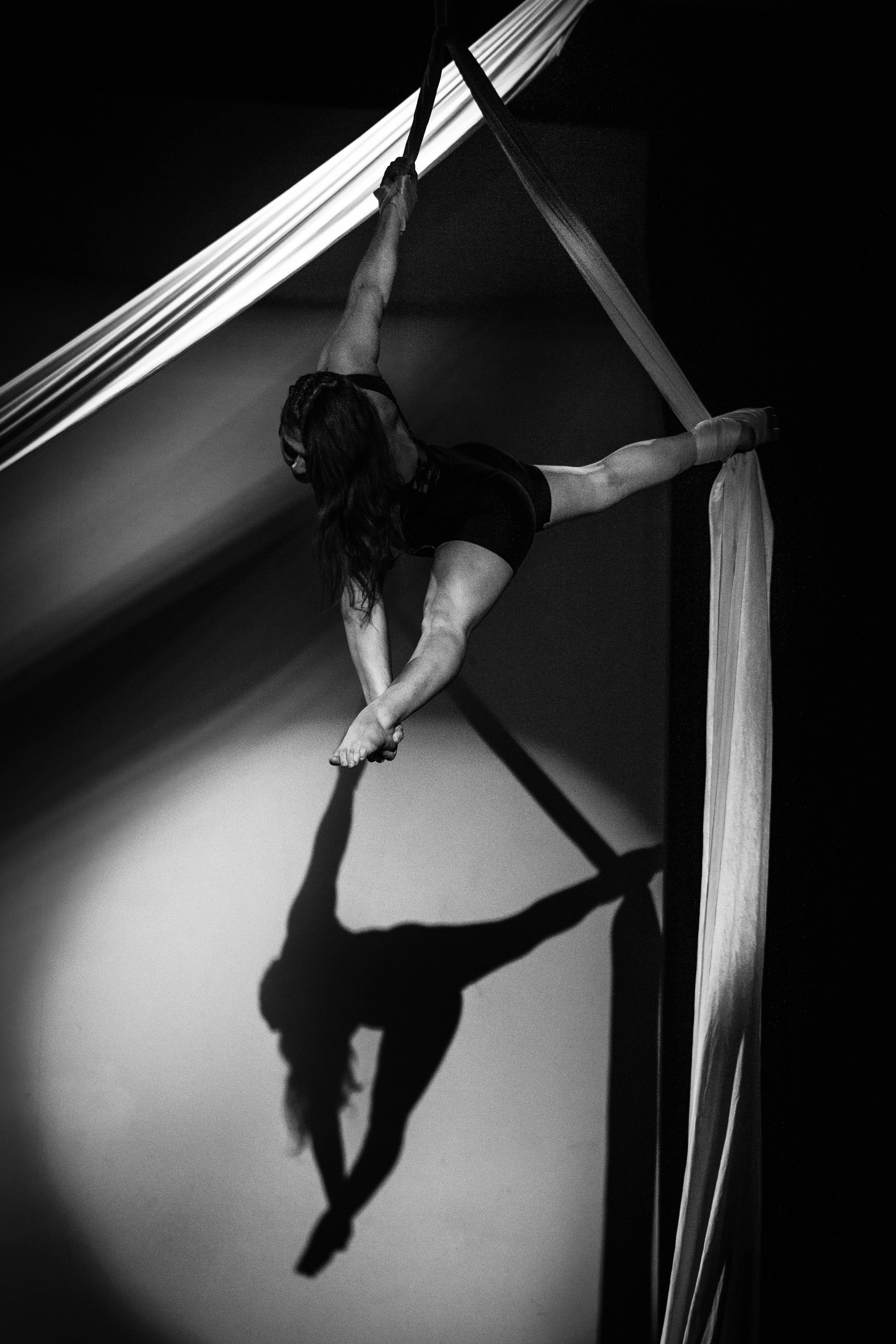 Andrea Cecilia Suarez- Zirkusartist aus Argentinien