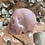 Thumbnail: Aura Rose Quartz Skull