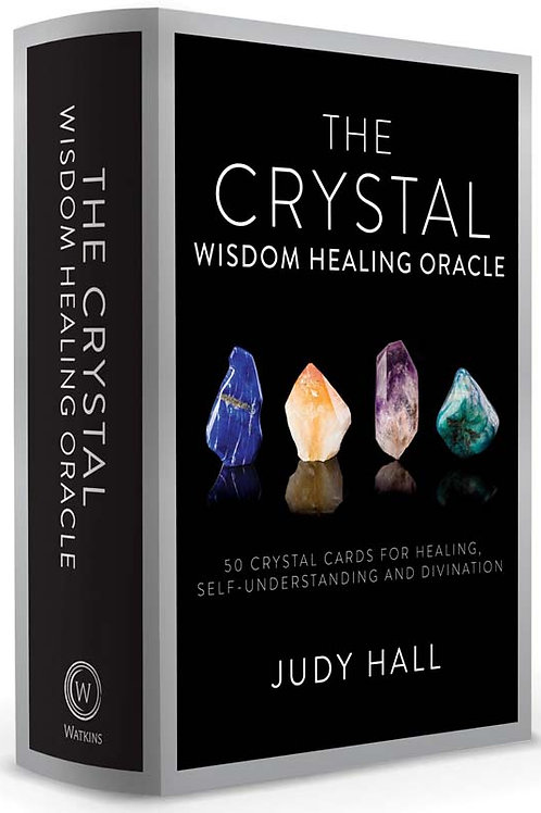 The Crystal- Wisdom Healing Oracle