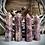 Thumbnail: Lavender Rose Quartz Points