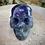 Thumbnail: Green & Purple Fluorite Skull (Large)