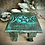 Thumbnail: Triple Moon with Pentagram Altar/Green