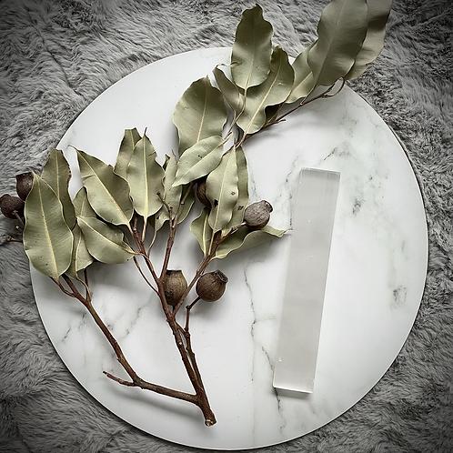 Selenite Charging Wand/Plate