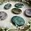 Thumbnail: Ocean Jasper Worry Stones (Intuitively Chosen)