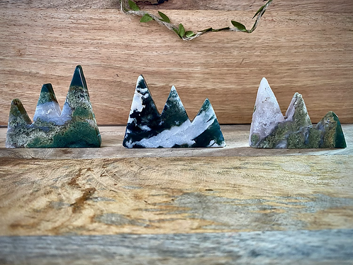 Moss Agate Mountains