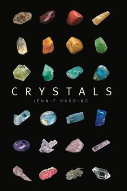 Crystals- A Complete Guide to Crystals and Color Healing