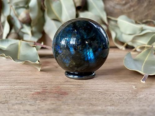Labradorite Sphere (Small)