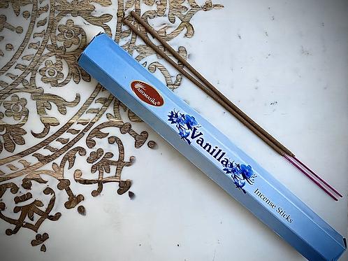 Aromatika Hexa Incense- Vanilla