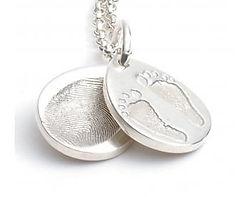 ten-tiny-toes-teardrop-locket-necklace |  Gowards Funeral Services in Fakenham, Norfolk