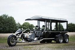 VW Custom Trike Hearse | Gowards Funeral Services in Fakenham, Norfolk