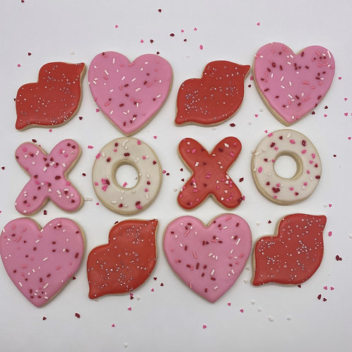 Iced Sugar Cookie (VALENTINES)