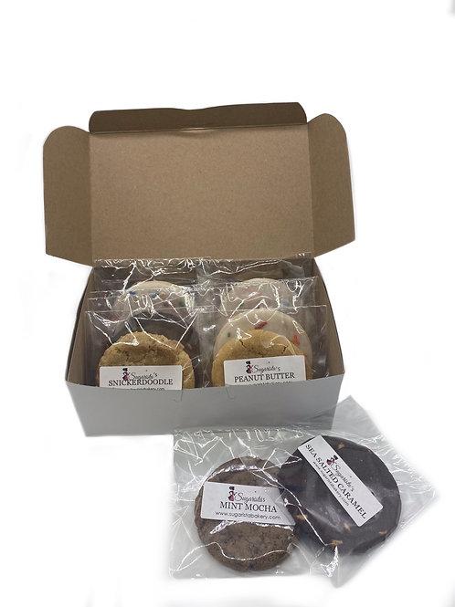 PREFILLED BOX (Dozen Cookies)!