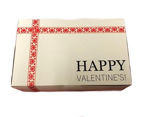 Pre Filled Valentine's Box!
