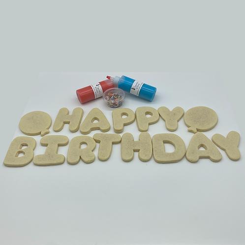 Happy Birthday Decorating Kit