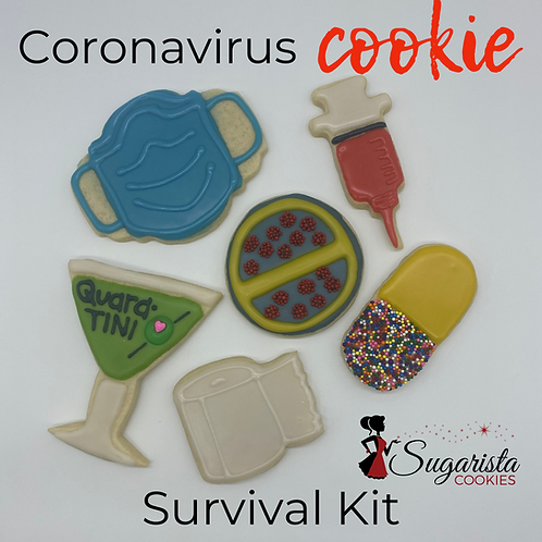 Iced Sugar Cookie (SURVIVAL KIT)