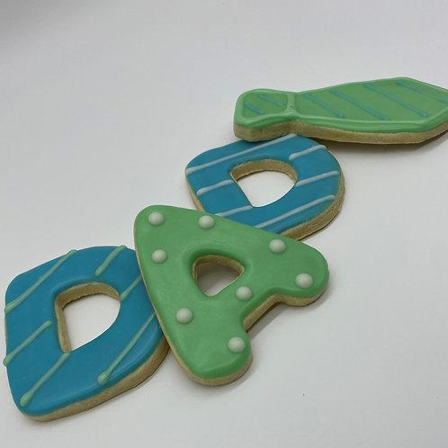 Iced Sugar Cookie (DAD)