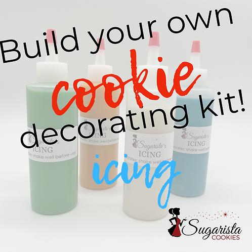 Sugar Cookie Decorating Kit - ICING