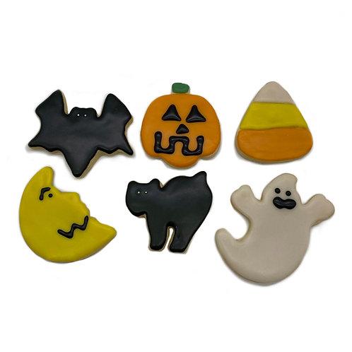 Iced Sugar Cookie (Halloween)