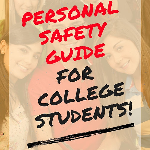 THE PLAYBOOK: 21 Personal Safety Tips for College Students