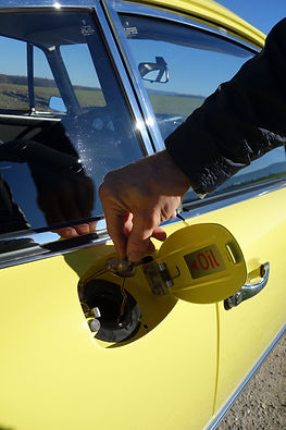 trappe huile 911 s 1972