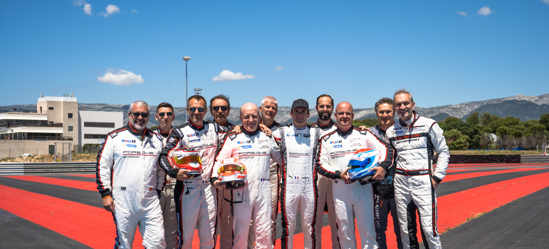 Drivers Orchid Racing Team 2019