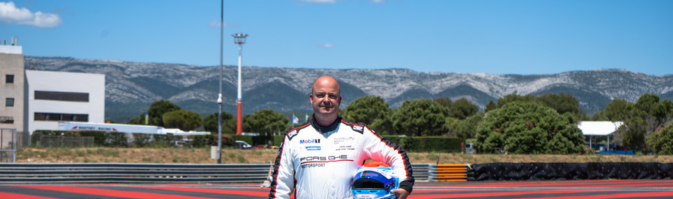 Alexandre Mottet, Team Manager Orchid Racing Team 2019