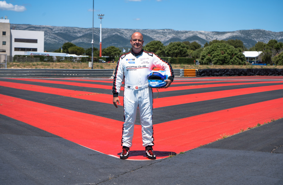 Alexandre Mottet, Team Manager Orchid Racing Team 2019
