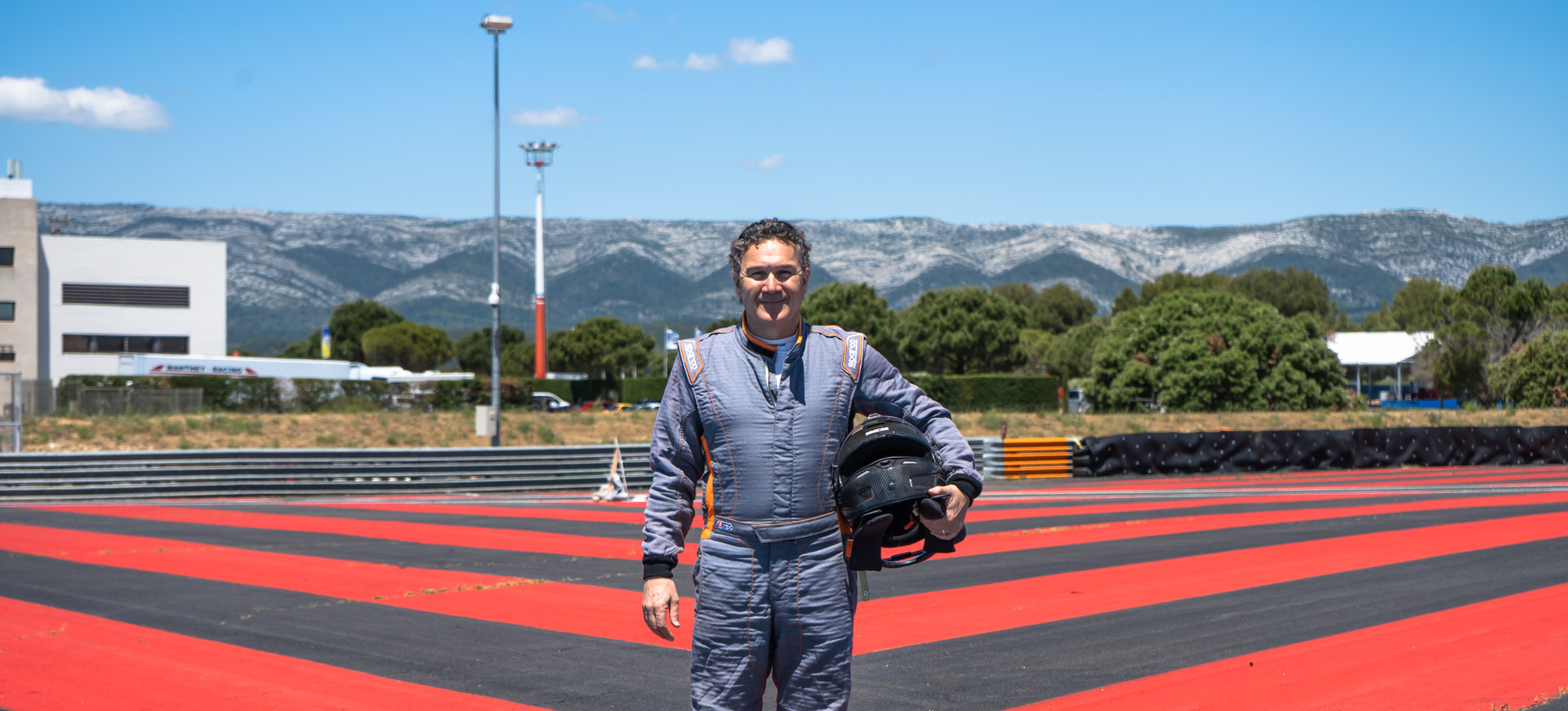 Pierre Mélin, pilote Orchid Racing Team 2019