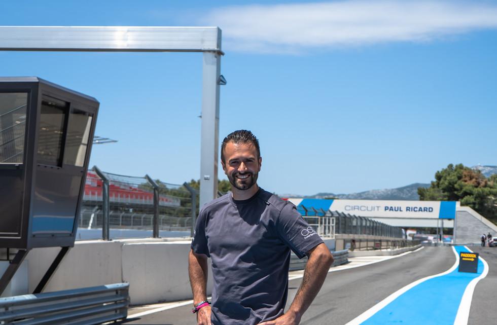 José Pinto Orchid Racing Team 2019