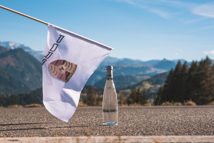 Eau minérale Premium suisse Sembrancher