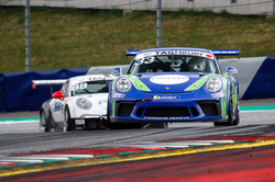 911 GT3 Cup Orchid Racing Team