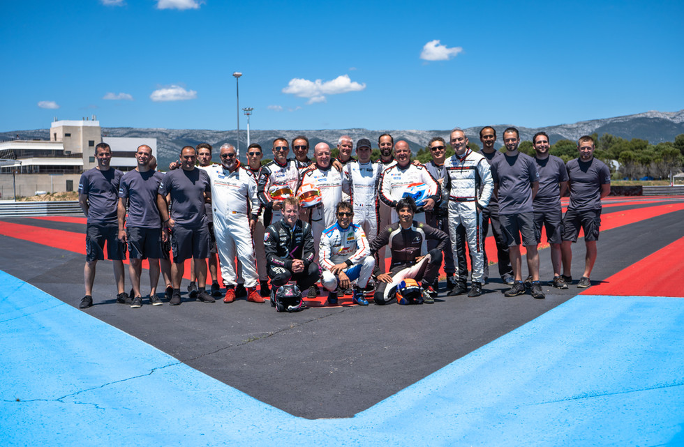 Orchid Racing Team 2019