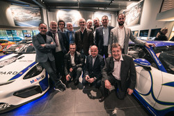 Drivers Orchid Racing Team
