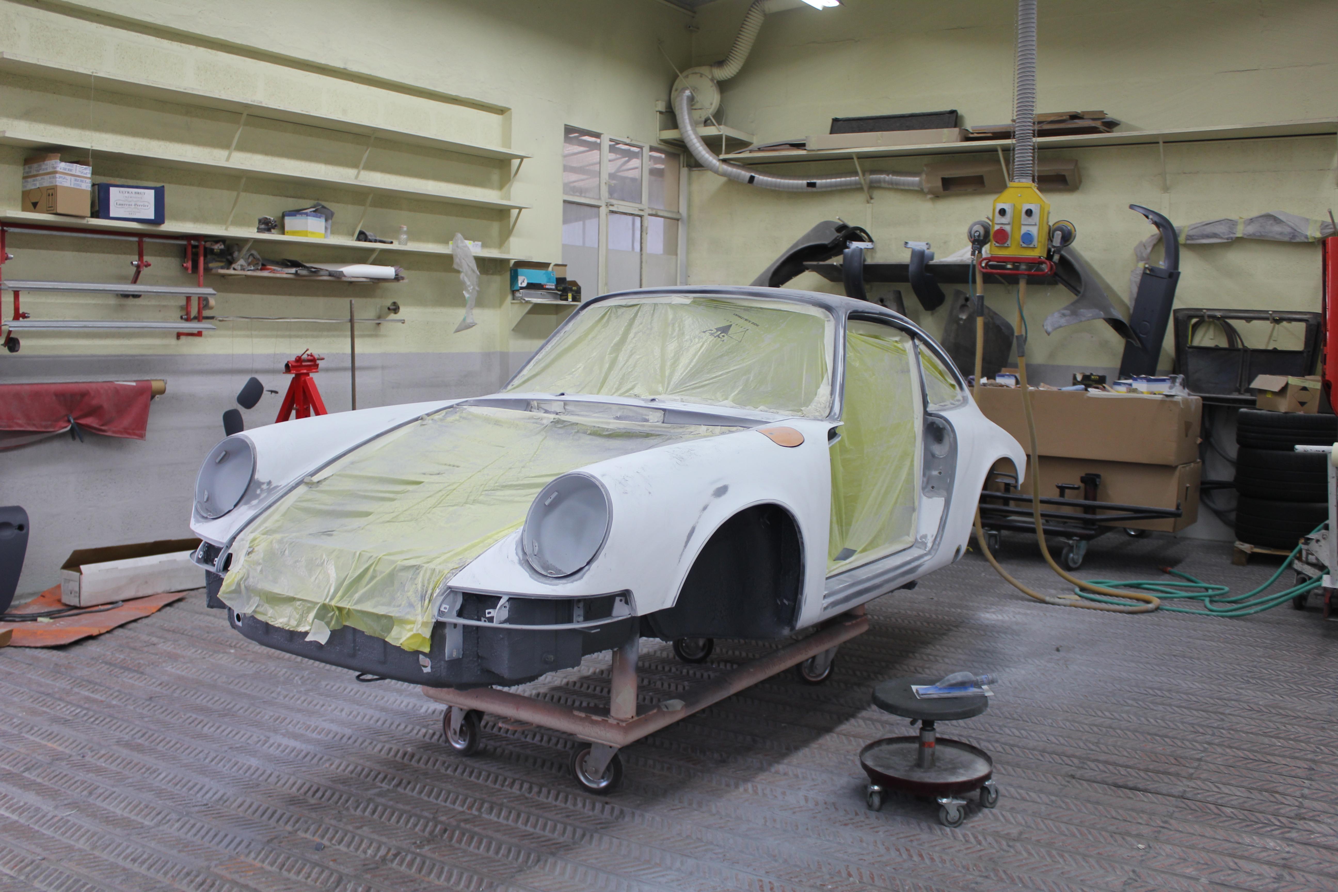Porsche 911S 2.0 (1969)