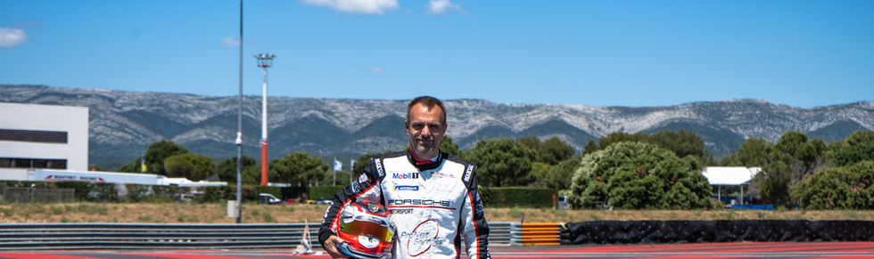 Laurent Misbach, pilote Orchid Racing Team 2019