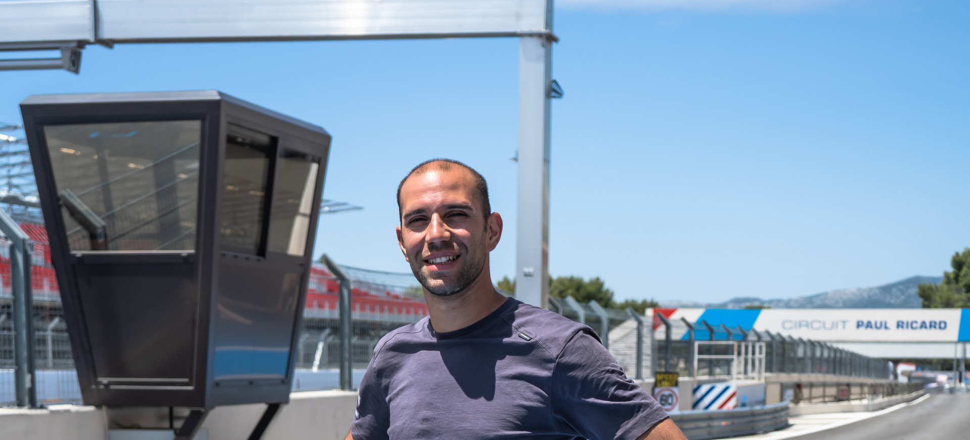 Anthony Garro, technicien Orchid Racing Team 2019