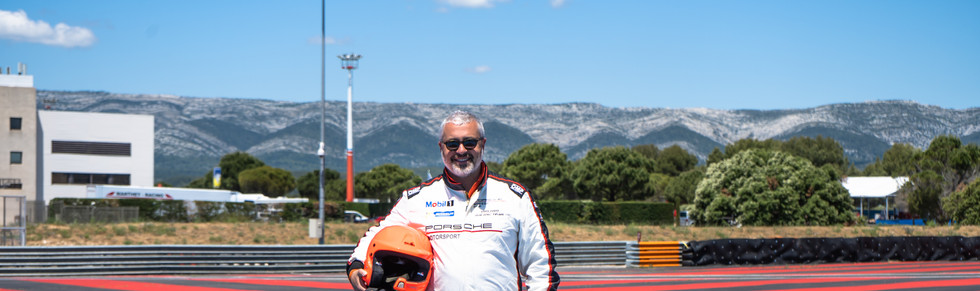 Antonio Garzon, pilote Orchid Racing Team 2019
