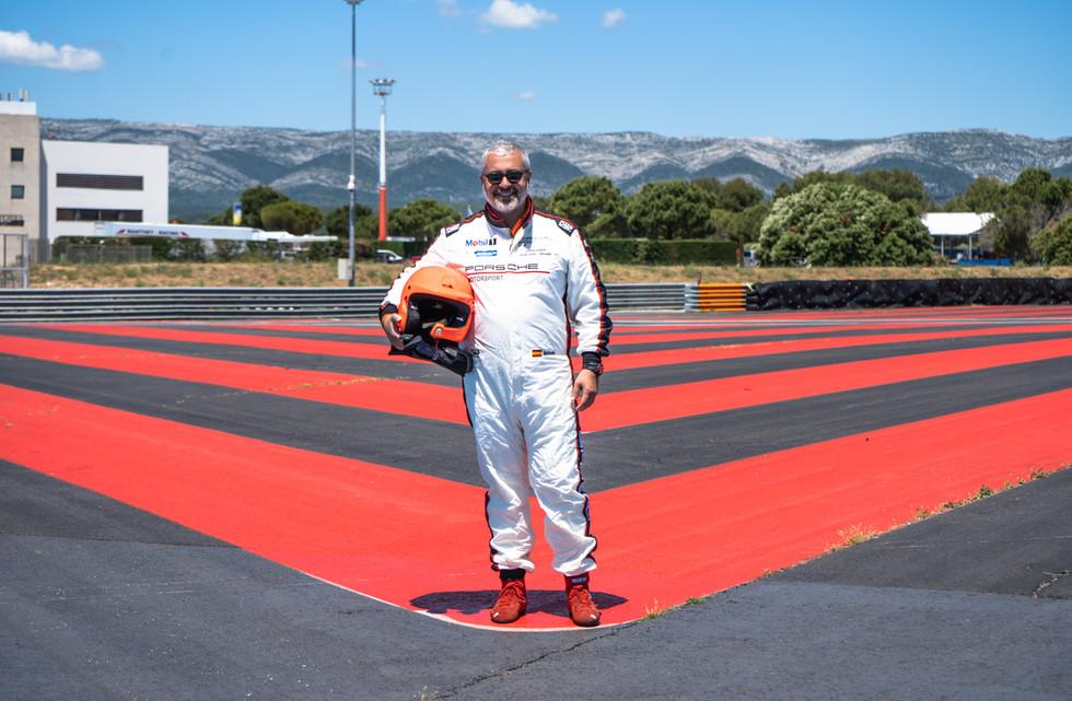Antonio Garzon, pilote Orchid Racing Team 2019